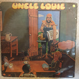 Uncle Louie ‎– Uncle Louie's Here -  Vinyl LP Record - Opened  - Good+ Quality (G+) (Vinyl Specials) - C-Plan Audio