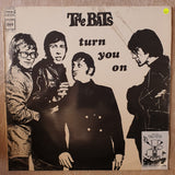 The Bats – The Bats Turn You On - (Rare SA Album) -  Vinyl LP Record - Very-Good+ Quality (VG+)