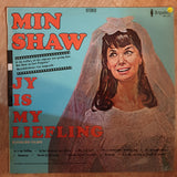 Min Shaw - Jy Is My Liefling – Vinyl LP Record - Very-Good+ Quality (VG+)