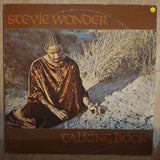 Stevie Wonder ‎– Talking Book  - Vinyl LP Record - Very-Good+ Quality (VG+)