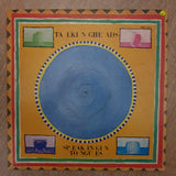 Talking Heads ‎– Speaking In Tongues - Vinyl LP Record - Opened  - Very-Good  Quality (VG) - C-Plan Audio