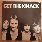 The Knack – Get The Knack-  Vinyl LP Record - Very-Good+ Quality (VG+) - C-Plan Audio