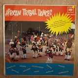 African Tribal Dances - 14 African Tribes  - Over 100 African Instruments - Vinyl LP Record - Very-Good+ Quality (VG+) - C-Plan Audio