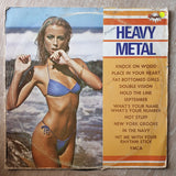 Heavy Metal - Vinyl LP Record - Opened  - Very-Good- Quality (VG-) - C-Plan Audio