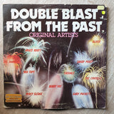 Double Blast From The Past - Original Artrists  - Double Vinyl LP Record - Very-Good Quality (VG) - C-Plan Audio