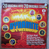 Dynamite - Original Artist - 20 Original Hits - Vinyl LP Record - Very-Good+ Quality (VG+) - C-Plan Audio