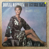 Dionne Warwick - Heartbreaker (With Andy Gibb) - Vinyl LP Record - Opened  - Very-Good- Quality (VG-) - C-Plan Audio