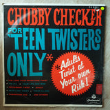 Chubby Checker ‎– For 'Teen Twisters Only - Vinyl LP Record - Very-Good+ Quality (VG+)