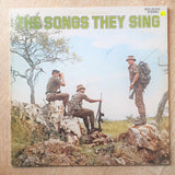 The Songs They Sing - South African Army - Namibia SWA - Vinyl LP Record - Very-Good+ Quality (VG+) - C-Plan Audio