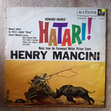 Howard Hawks' Hatari - Henry Mancini - Original Paramount Recording - Vinyl LP Record - Opened  - Good+ Quality (G+) - C-Plan Audio