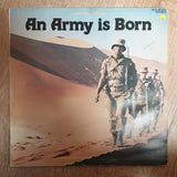 An Army Is Born ‎– Vinyl LP Record - Opened  - Very-Good Quality (VG) - C-Plan Audio