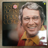Perry Como ‎– The Best Of British -  Vinyl LP Record - Very-Good+ Quality (VG+) - C-Plan Audio