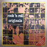 Rock  'n Roll Originals - Original Artists - Vinyl LP Record - Very-Good+ Quality (VG+) - C-Plan Audio