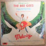 Melody - Original Soundtrack Recording - Bee Gees - Vinyl LP Record - Good+ Quality (G+) - C-Plan Audio