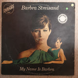 Barbra Streisand - My Name Is Barbra ‎– Vinyl LP Record - Opened  - Very-Good Quality (VG) - C-Plan Audio