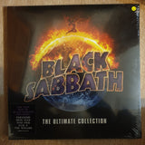 Black Sabbath ‎– The Ultimate Collection - 4 x  Vinyl LP Record Box Set - Sealed