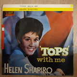 Helen Shapiro ‎– 'Tops' With Me -  Vinyl LP Record - Very-Good+ Quality (VG+)