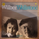 Bob Wilber, Dick Wellstood ‎– The Bob Wilber Dick Wellstood Duet -  Vinyl LP Record - Very-Good+ Quality (VG+)