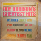 Roy Orbison's Greatest Hits ‎– Vinyl LP Record - Opened  - Good+ Quality (G) - C-Plan Audio