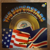 Stars On 45 ‎– Stars On Stevie - Vinyl LP Record- Very-Good+ Quality (VG+) - C-Plan Audio