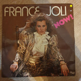 France Joli ‎– Now! - Vinyl LP Record- Very-Good+ Quality (VG+)