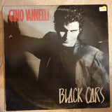 Gino Vannelli ‎– Black Cars - Vinyl LP Record - Opened  - Very-Good- Quality (VG-) - C-Plan Audio