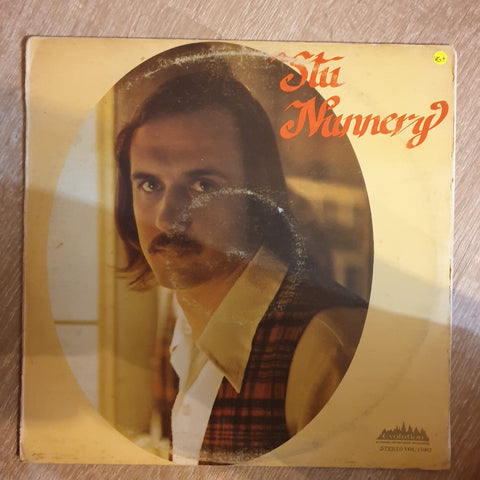Stu Nunnery ‎– Stu Nunnery -  Vinyl LP Record - Very-Good+ Quality (VG+) - C-Plan Audio