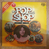 Pop Shop  Vol 4 -  Original Artists  - Vinyl LP Record - Opened  - Very-Good- Quality (VG-)