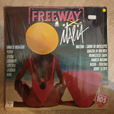 Freeway Italia - Original Artists - Vinyl LP Record - Opened  - Very-Good Quality (VG)