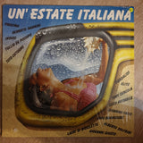 Un' Estate Italiana - Original Artists -  Vinyl LP Record - Very-Good+ Quality (VG+) - C-Plan Audio