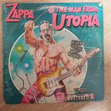 Frank Zappa ‎– The Man From Utopia - Vinyl LP Record - Opened  - Very-Good- Quality (VG-) - C-Plan Audio