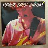 Frank Zappa ‎– Guitar - Double Vinyl LP Record - Very-Good+ Quality (VG+)