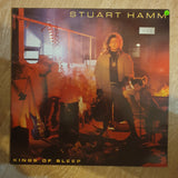 Stuart Hamm ‎– Kings Of Sleep -  Vinyl LP Record - Very-Good+ Quality (VG+)
