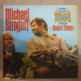 Michael Strogoff (Original Soundtrack) - Vladimir Cosma ‎– Vinyl LP Record - Opened  - Very-Good Quality (VG)