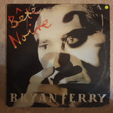Bryan Ferry - Bete Noire - Vinyl LP Record - Very-Good- Quality (VG-)