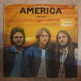 America – Homecoming - Vinyl LP Record - Very-Good- Quality (VG-)