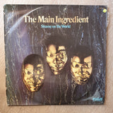 The Main Ingredient ‎– Shame On The World - Vinyl LP Record - Very-Good+ Quality (VG+)