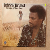 Johnny Bristol ‎– Hang On In There Baby - Vinyl LP Record - Opened  - Very-Good- Quality (VG-)