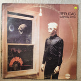 Tubeway Army ‎– Replicas - Vinyl LP Record - Opened  - Good+ Quality (G+) (Vinyl Specials) - C-Plan Audio