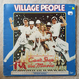 Village People - Can't Stop the Music  - Vinyl LP Record - Good+ Quality (G+) (Vinyl Specials) - C-Plan Audio