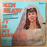 Min Shaw - Jy Is My Liefling - Vinyl LP Record - Good+ Quality (G+) (Vinyl Specials)