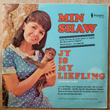 Min Shaw - Jy Is My Liefling - Vinyl LP Record - Good+ Quality (G+) (Vinyl Specials) - C-Plan Audio