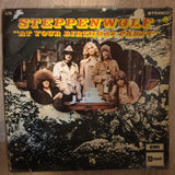 Steppenwolf ‎– At Your Birthday Party - Vinyl LP Record - Opened  - Very-Good Quality (VG)
