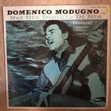 Domenico Modugno ‎– Domenico Modugno Sings Nel Blu Dipinto Di Blu (Volare) And Other Italian Favorites (Rare) ‎–  Vinyl LP Record - Opened  - Good Quality (G)