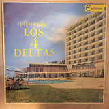 Los 4 Deltas ‎– Presenting Los 4 Deltas - Recorded at The Beverly Hills Hotel in Umhlanga Rocks - Vinyl LP Record - Opened  - Very-Good- Quality (VG-)