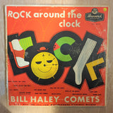 Bill Haley And His Comets ‎– Rock Around The Clock - Vinyl LP Record - Opened  - Very-Good- Quality (VG-)