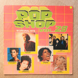 Pop Shop - Vol 28 - Original Artists - Vinyl LP Record - Opened  - Very-Good- Quality (VG-)
