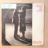 Rickie Lee Jones - Pirates - Vinyl LP Record - Opened  - Very-Good+ Quality (VG+) - C-Plan Audio