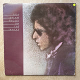 Bob Dylan ‎– Blood On The Tracks (US CBS 1974) - Vinyl LP Record - Opened  - Very-Good- Quality (VG-)
