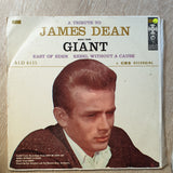 Giant - East Of Eden, Rebel Without A Cause  - A Tribute To James Dean - Vinyl LP Record - Very-Good+ Quality (VG+) - C-Plan Audio